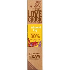 RAW Chocolade Amandel Vijg