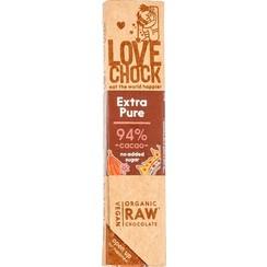 RAW Chocolade Extra Puur 94% 40 gram