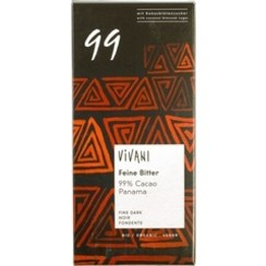Pure Chocolade 99% 100 gram