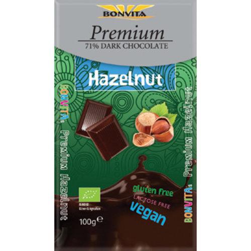 Bonvita Chocolade Hazelnoot 100 gram