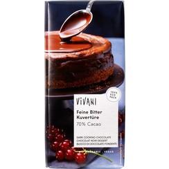 Kookchocolade Puur 200 gram