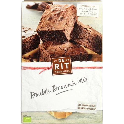 De Rit Brownie Mix 400 gram