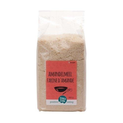TerraSana Amandelmeel 500 gram