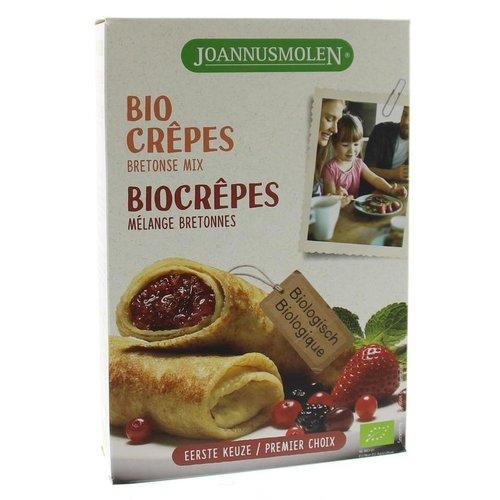 Joannusmolen Bio Crêpes Bretonse Mix  300 gram