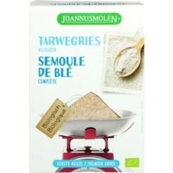 Tarwegries Volkoren 300 gram