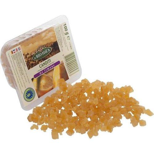 La Bio Idea Gekonfijte Citroenschil 100 gram