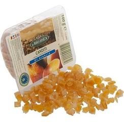 Gekonfijte Sinaasappelschil 100 gram