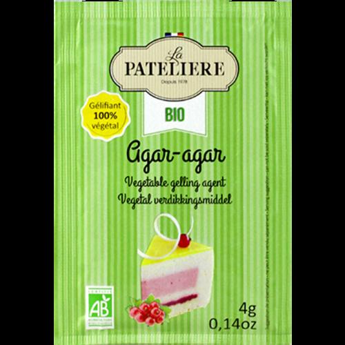 La Pateliere Gelatine Vegetal 5 zakjes