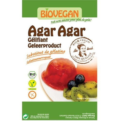 Biovegan Agar-Agar 30 gram