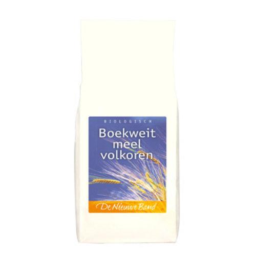 De Nieuwe Band Boekweitmeel Volkoren  1000 gram
