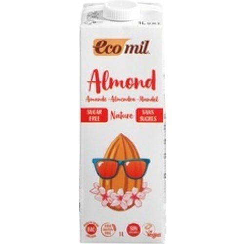 EcoMil Amandelmelk 1L