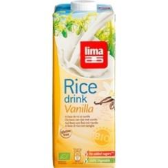 Rijstdrink Vanille 1L