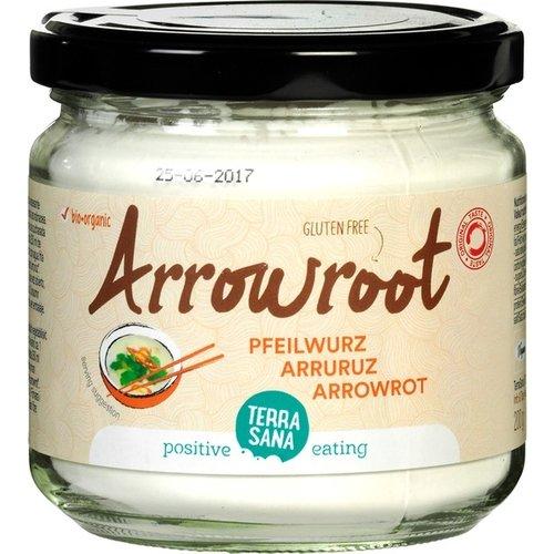 TerraSana Arrowroot 200 gram