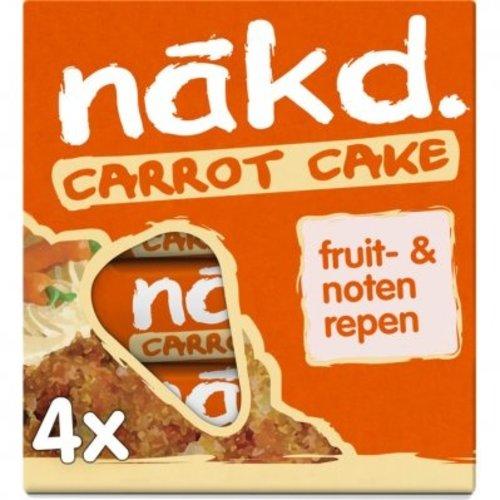 Nakd Carrot Cake Fruitreep 4 stuks