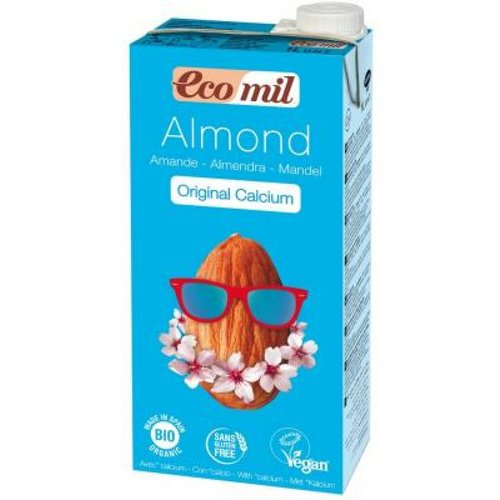 EcoMil Amandeldrink 1 liter