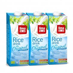 Rijstdrink Original 3 x 200 ml