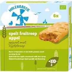 Spelt Fruitreep Appel 180 gram