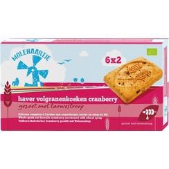 Haver Volgranenkoeken Cranberry 240 gram
