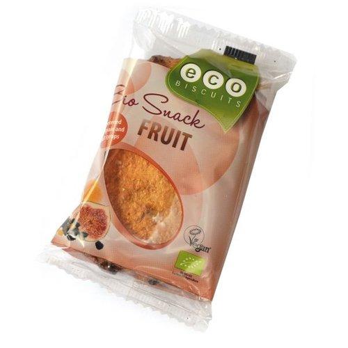 Eco Biscuits Bio Snack Fruit 55 gram