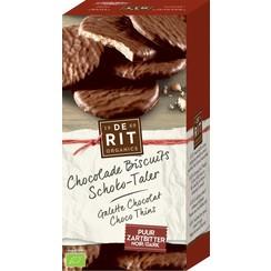 Chocolade Biscuits Puur 125 gram