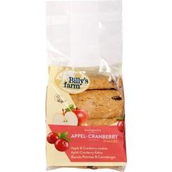 Speltstaafjes Appel-Cranberry 175 gram