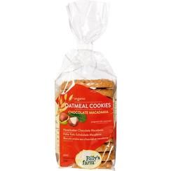 Haverkoeken Chocolade Macadamia 200 gram