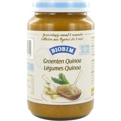 Groentehapje Quinoa 200 gram (>8 maanden)