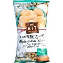 Kikkererwtenchips Sour Cream & Onion 75 gram
