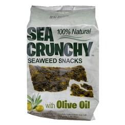 Zeewier Snacks met Olijfolie 10 gram