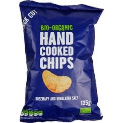 Hand Cooked Chips Rozemarijn 125 gram