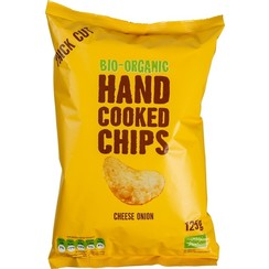 Hand Cooked Chips Kaas Ui 125 gram