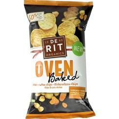 Kikkererwten Chips Kurkuma en Gember 75 gram