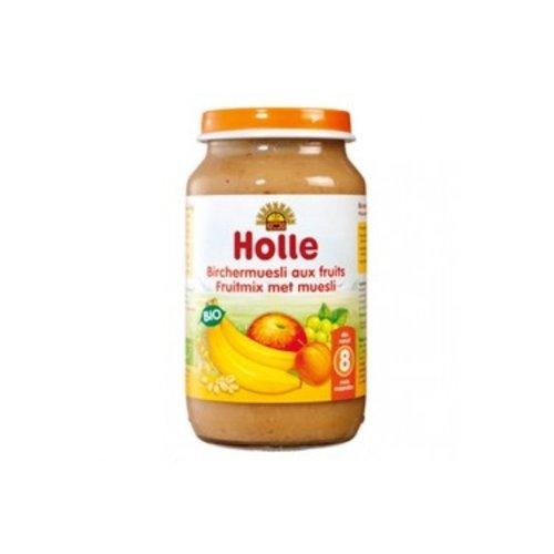 Holle Babyvoeding Fruitmix met Muesli 220 gram (>8 maanden)