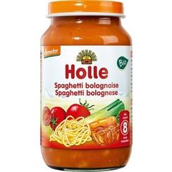 Babyvoeding Spaghetti Bolognese 220 gram (>8 maanden)