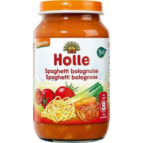 Holle Babyvoeding Spaghetti Bolognese 220 gram (>8 maanden)