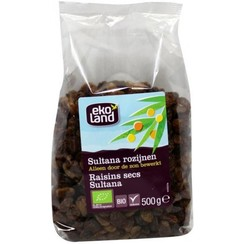 Rozijnen Sultana 500 gram