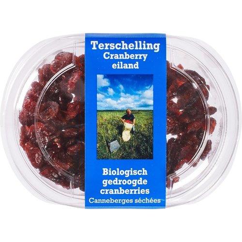 Terschellinger Gedroogde Cranberries 100 gram