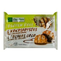 Chocolade Kokosrotsjes 250 gram