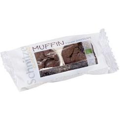 Muffins Donkere Chocolade 2 Stuks