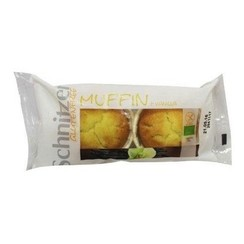 Muffin Vanille 2 stuks