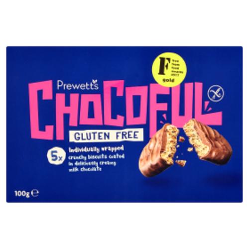 Prewetts Chocofull Koekjes 100 gram