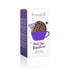 Digestive Melkchocolade 165 gram