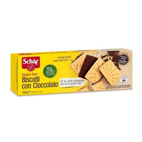 Schär Chocoladekoekjes 150 gram