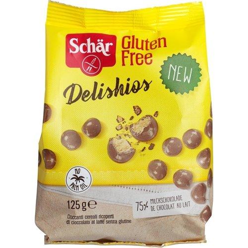 Schär Chocoladeballetjes 125 gram