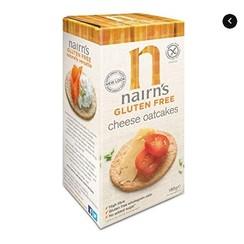 Havermout Crackers met Kaas 180 gram
