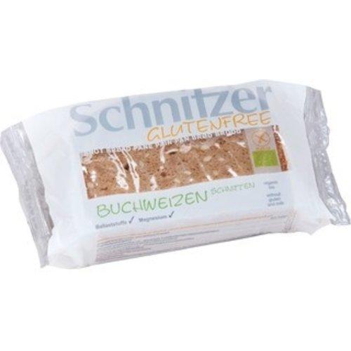 Schnitzer Boekweitbrood 250 gram