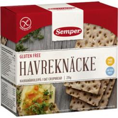 Knäckebrood Haver 215 gram