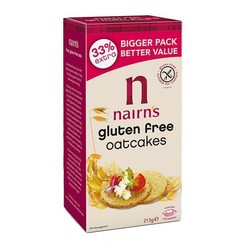 Havermout Crackers 213 gram