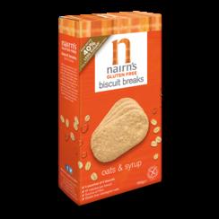 Biscuits Havermout & Stroop 160 gram