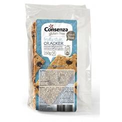 Crackers Rozijnen 250 gram